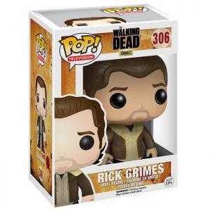 Figura de Rick Grimes temporada 5 (The Walking Dead)