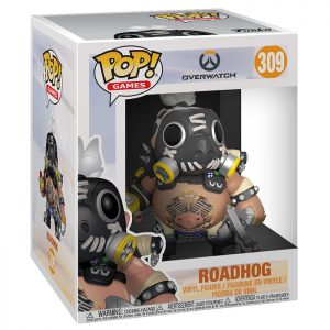 Figura de Roadhog (Overwatch)