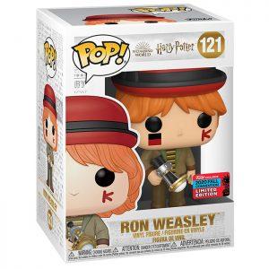 Figura de Ron Weasley Quidditch World Cup (Harry Potter)