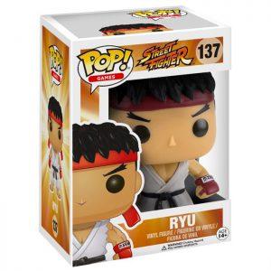 Figura de Ryu (Street Fighter)