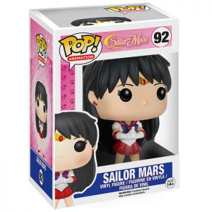 Figura de Sailor Mars (Sailor Moon)