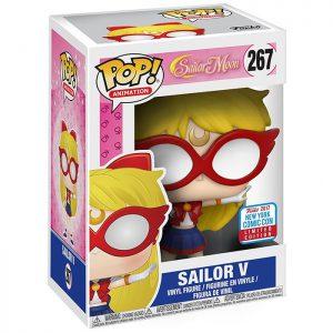 Figura de Sailor V (Sailor Moon)