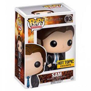 Figura de Sam del FBI (Supernatural)