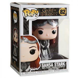 Figura de Sansa Stark Reina en el norte (Juego de Tronos)