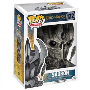 Figura de Sauron (El Señor de los Anillos)