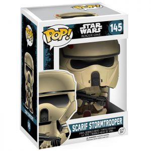 Figura de Scarif Stormtrooper (Star Wars Rogue One)