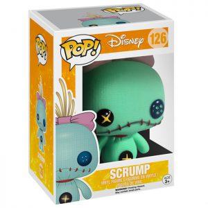 Figura de Scrump (Lilo y Stitch)