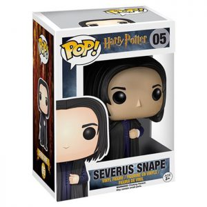 Figura de Severus Snape (Harry Potter)