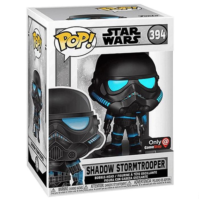 Figura de Shadow Stormtrooper (Star Wars)