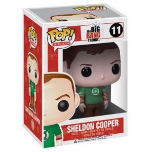 Figura de Sheldon Cooper (The Big Bang Theory)