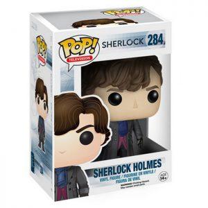 Figura de Sherlock Holmes (Sherlock)