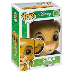 Figura de Simba (El Rey León)