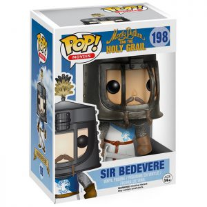 Figura de Sir Bedevere (Monty Python y el Santo Grial)