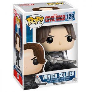 Figura de Soldado de Invierno (Capitán América Civil War)