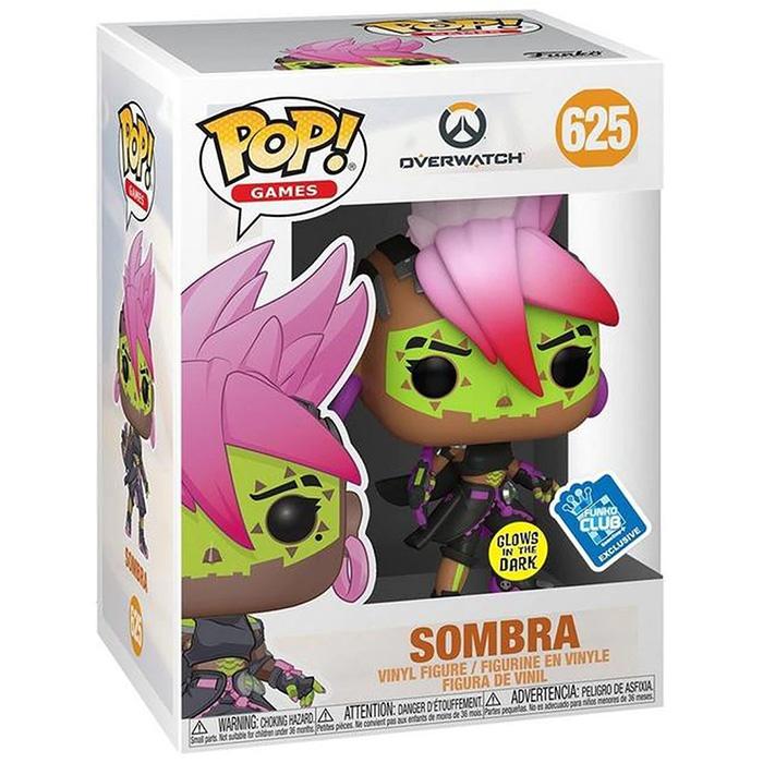 Figura de Sombra Los Muertos (Overwatch)