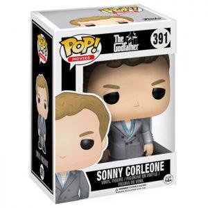 Figura de Sonny Corleone (El padrino)