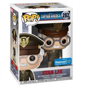 Figura de Stan Lee (Capitán América El primer vengador)