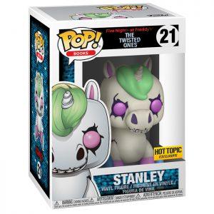 Figura de Stanley (Cinco Noches en Freddy's)