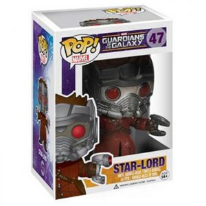 Figura de Star-Lord (Guardianes de la Galaxia)