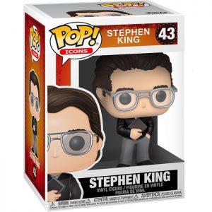 Figura de Stephen King (Stephen King)