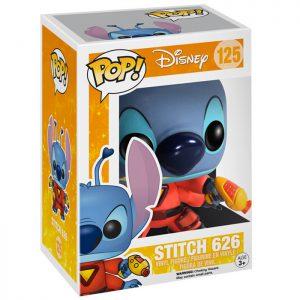 Figura de Stitch 626 (Lilo y Stitch)