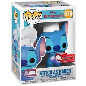Figura de Stitch Baker (Lilo y Stitch)