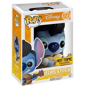Figura de Stitch Elvis (Lilo y Stitch)