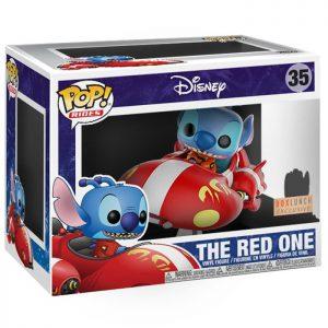 Figura de Stitch con el Red One (Lilo y Stitch)
