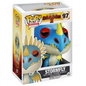 Figura de Stormfly (Cómo Entrenar a tu Dragón 2)