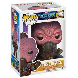 Figura de Taserface (Guardianes de la Galaxia Vol.2)