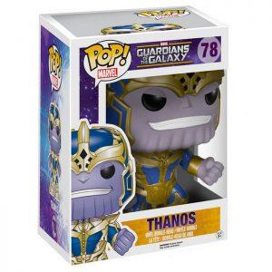 Figura de Thanos (Guardianes de la Galaxia)