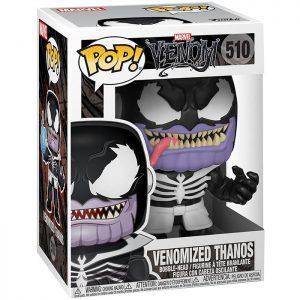 Figura de Thanos Venomized (Venom)