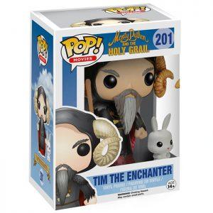 Figura de Tim The Enchanter (Monty Python y el Santo Grial)