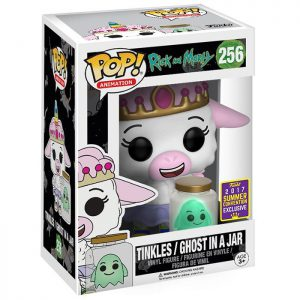 Figura de Tinkles and Ghost in a Jar (Rick y Morty)