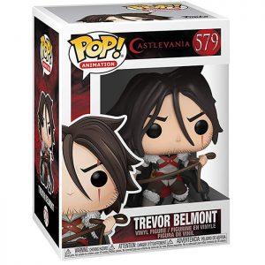 Figura de Trevor Belmont (Castlevania)