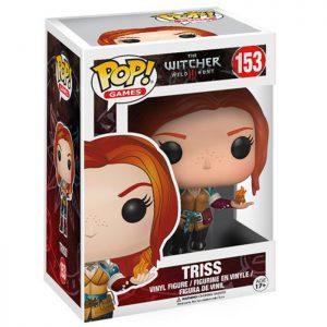 Figura de Triss (The Witcher)