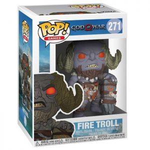 Figura de Troll de fuego (God of War)