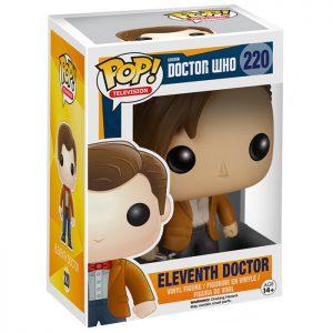 Figura de Undécimo Doctor (Doctor Who)