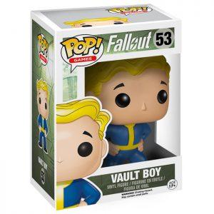 Figura de Vault Boy (Fallout)