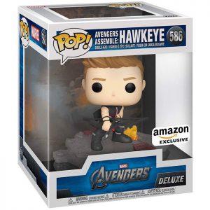 Figura de Los Vengadores Unidos Hawkeye (Los Vengadores)