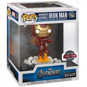 Figura de Los Vengadores Unidos Iron Man (Los Vengadores)