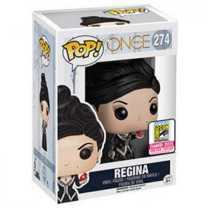Figura de vestido brillante Regina (Érase una vez)