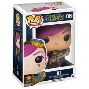 Figura de Vi (League Of Legends)