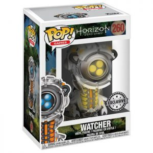Figura de Vigilante GID Brilla en la Oscuridad (Horizon Zero Dawn)