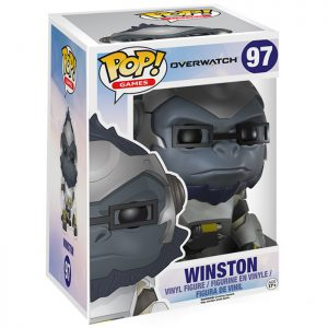 Figura de Winston (Overwatch)