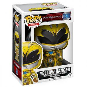Figura de Yellow Ranger (Power Rangers 2017)