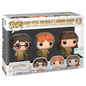 Figuras de herbología de Harry