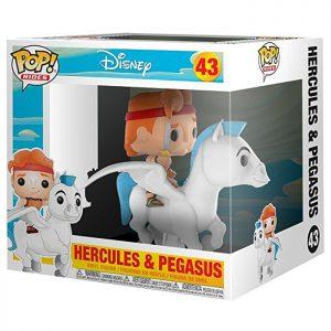 Figuras de Hércules y Pegaso (Hércules)