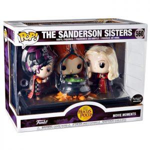 Figuras de Las hermanas Sanderson (Hocus Pocus)