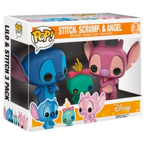 Figuras de Stitch